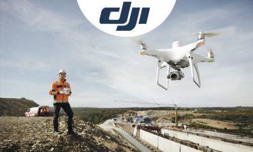 Topografía con drones: Precisión y eficiencia en el proceso fotogramétrico