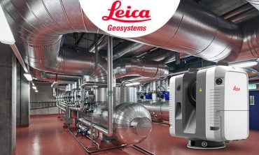 Levantamientos «as built» en plantas industriales con láser escáner
